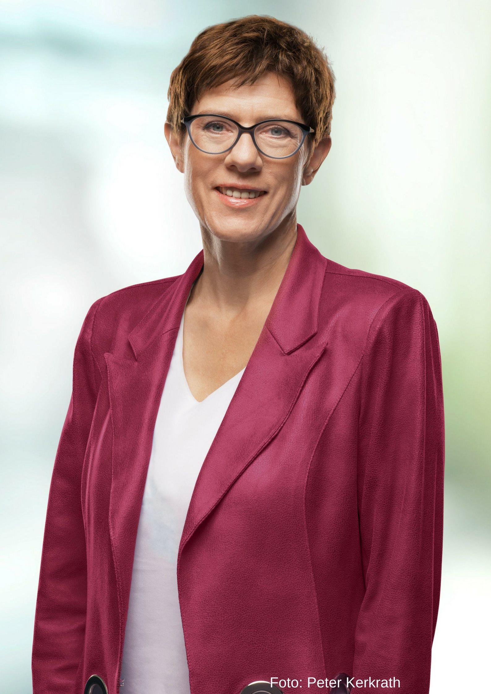 Annegret Kramp-Karrenbauer, Generalsekretärin der CDU Deutschlands